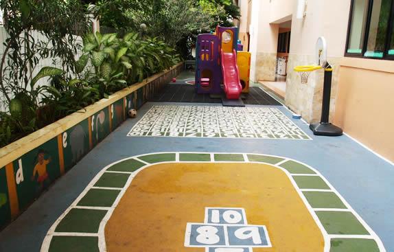 Playground Kindergarten